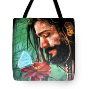 Searching The Meaning Of Life Tote Bag