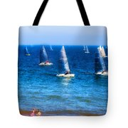 Seaside Fun Tote Bag