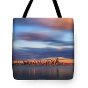 Seattle 6 Tote Bag
