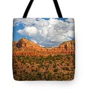 Sedona Mountains Arizona Tote Bag