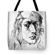 Self Portrait 1493  Tote Bag