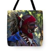 Seminole Warrior Tote Bag