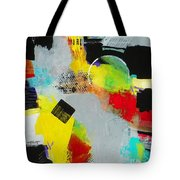 Serenity In Chaos Tote Bag