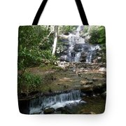 Set Rock Creek Falls Tote Bag