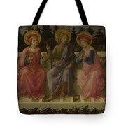 Seven Saints Tote Bag