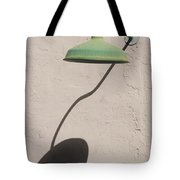 Shadow Lamp Tote Bag