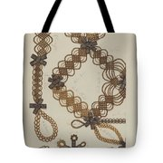 Shaker Hair Wreath Tote Bag