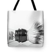Shaving Brush Tote Bag by Gary Gillette