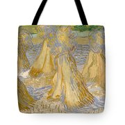 Sheaves Of Wheat Tote Bag