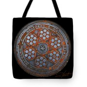 Shield Tote Bag