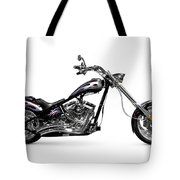 Shiny Chopper Tote Bag