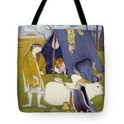 Shiva And His Family Tote Bag