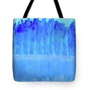 Shivering Timbers Tote Bag