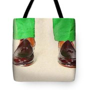Shoe Work Tote Bag