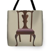 Side Chair Tote Bag