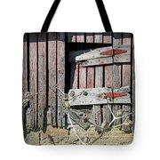 Side Door Tote Bag