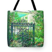Side Gate Tote Bag