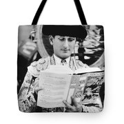 Sidney Franklin (1903-1976) Tote Bag
