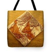 Sights - Tile Tote Bag