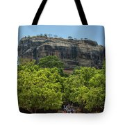 Sigiriya Rock Tote Bag