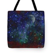 Signs In The Heavens Tote Bag
