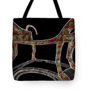 Silent Places Tote Bag