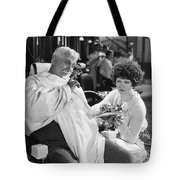 Silent Still: Beauty Salon Tote Bag