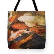 Simply Koi Tote Bag