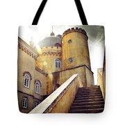 Sintra Palace Tote Bag