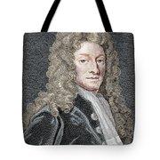 Sir Christopher Wren, Architect Tote Bag