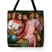 Six Tuscan Poets Tote Bag