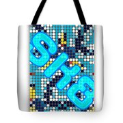 Skateboard Design Tote Bag
