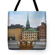 Skeppsholmsbron - Stockholm Tote Bag