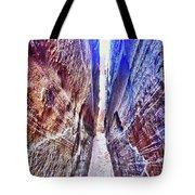 Slot Canyon Of Canyon De Chelly, Tote Bag