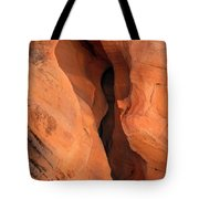 Slot Cave Valley Of Fire Tote Bag