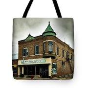 Small Town America Tote Bag