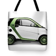 Smart Fortwo Electric Drive Tote Bag