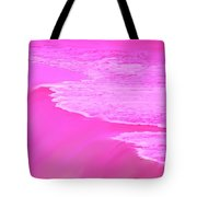 Smooth Pink Tote Bag