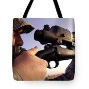 Sniper Tote Bag