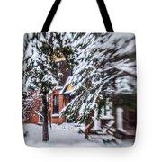 Snow... Tote Bag