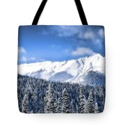 Snowmass Tote Bag