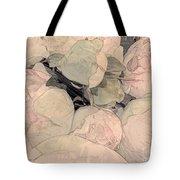 Soft Pink Peonies Tote Bag