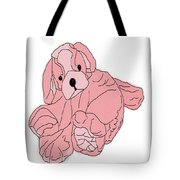 Soft Puppy Pink Tote Bag