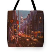 Soho Artistic Dreams Tote Bag