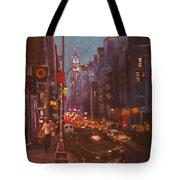 Soho Artistic Dreams Tote Bag