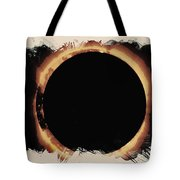 Solar Eclipse 2017 3 Tote Bag