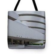 Solomon S Guggenheim Museum Tote Bag