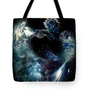 Song Of The Universe Tote Bag
