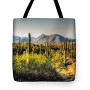 Sonoran Desert Tote Bag