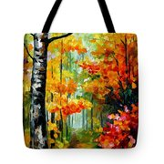 Soul Time Tote Bag